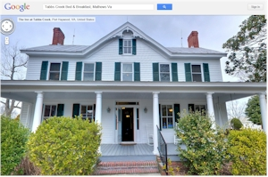 Bed & Breakfasts Virtual Tours